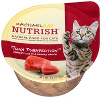 Rachael Ray Nutrish® Tuna Purrfection™ Cat Food 2.8 oz. Container
