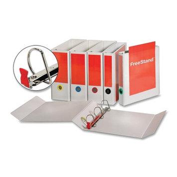 Cardinal FreeStand EasyOpen ClearVue Binders 1-1/2