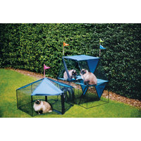 Kittywalk Systems Carnival Cat Enclosure