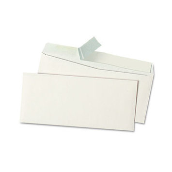 Universal Office Products 36001 Pull & Seal Business Envelope 9 White 500/box