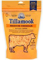 Tillamook® Shredded Medium Cheddar Cheese 16 oz. Bag