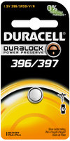 Duracell Coin Button 396/397 batteries 1 Count
