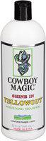 Cowboy Magic® Shine In Yellowout™ Whitening Shampoo 32 fl. oz. Squeeze Bottle