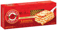 American Beauty  Lasagna 16 Oz Box