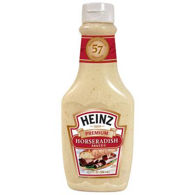 Heinz Premium Horseradish Sauce 12.5 Oz Squeeze Bottle