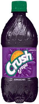 CRUSH Grape Soda 12 OZ PLASTIC BOTTLE