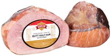 Gusto Hickory Smoked Shank Half Ham Pack