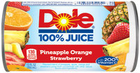 Dole® Pineapple Orange Strawberr Juice 12 fl. oz. Can