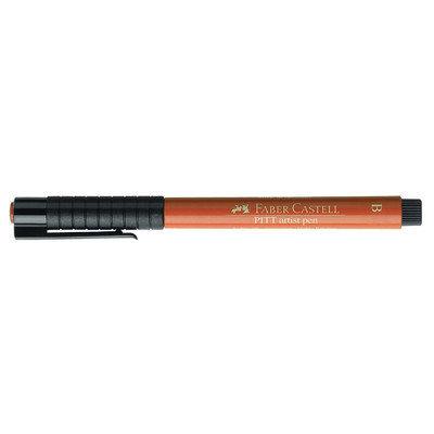 Pitt Faber-Castell Artist Brush Pen, Sanguine (Set of 3)