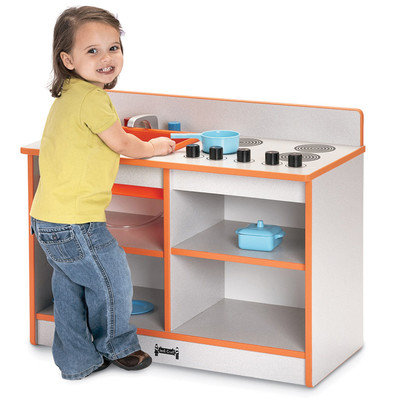 Jonti-Craft Kydz™ 2-in-1 Toddler Play Kitchen