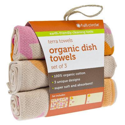 Full Circle - Terra Towels Evening Flight - 3 Pack