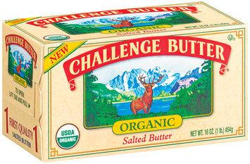 Challenge Organic Salted Butter 16 Oz Box