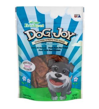 Freshpet® DOG JOY® CHICKEN STRIPS FOR DOGS