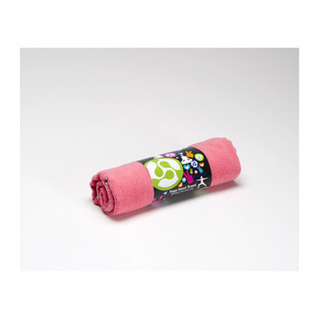 Kulae Yoga Hand Towel Color: Bubble Gum