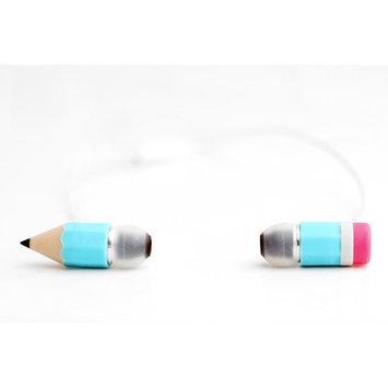 Molla Space, Inc. Magic Pencil Earphones Color: Blue