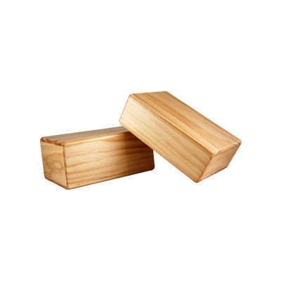 Yoga Direct Llc Yoga Direct Wood Yoga Block