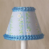 Silly Bear Shimmering Vines Table Lamp Shade