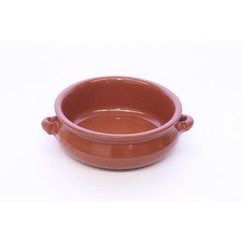 Regas Ceramics Classic Round Casserole Size: Large
