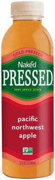Naked Pressed™ Pacific Northwest Apple Juice 32 fl. oz. Plastic Bottle