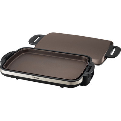 Zojirushi Gourmet Sizzler Electric Griddle (Brown)