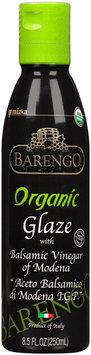 Barengo Organic Glaze with Balsamic Vinegar of Modena 8.5 fl. oz. Plastic Bottle