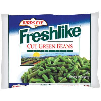 Freshlike Cut Green Beans Frozen Vegetables 16 Oz Bag