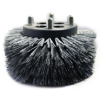 Fas-trak Industries Micro-Scrub Tynex Grit Baseboard Brush