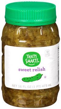 That's Smart!™ Sweet Relish 16 fl. oz. Jar