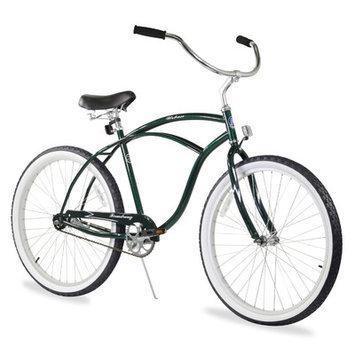 Firmstrong Urban Man Single Speed, Emerald Green - Men's 26