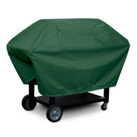 KoverRoos 63063 Weathermax Large Barbecue Cover No. 2 Forest Green - 29 D x 59 W x 40 H in.