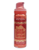 Bath & Body Works® Holiday Traditions ICED GINGERBREAD Anti Bacterial Foaming Mousse Hand Sanitizer