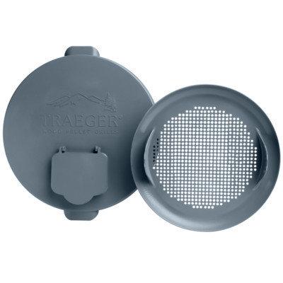 Traeger Pellet 5 Gallon Bucket Lid System