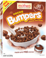 Mother's Cocoa Bumpers Cereal 10.6 Oz Box