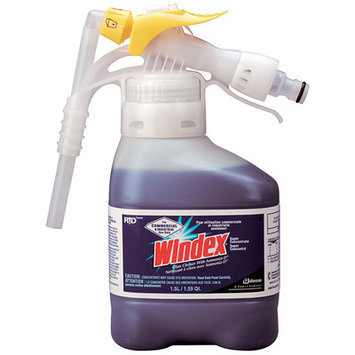 Windex DRA3481049 N/A Super Concentrate Glass Cleaner with Ammonia-D