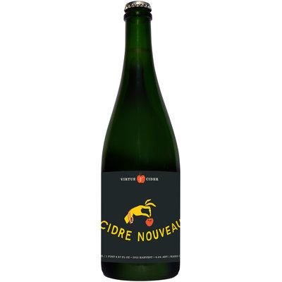 Cidre Nouveau Hard Cider 765 mL Bottle
