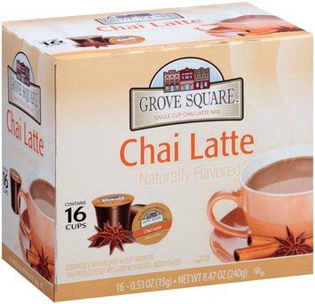 Grove Square™ Chai Latte Tea 16 ct K-cups®