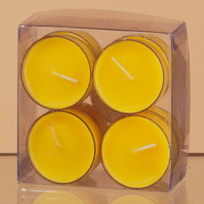 Oddity, Inc. Citrus Blend Tea Light Candle (Set of 6)