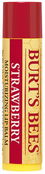 Burt's Bees 100% Natural Strawberry Lip Balm