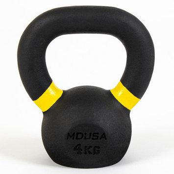 Muscledriverusa MDUSA V4 Kg Series Kettlebell 4-kilogram