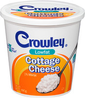 Crowley® Lowfat Cottage Cheese