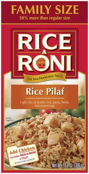 Rice-A-Roni Rice Pilaf Family Size Rice Pasta Mix 10.8 Oz Box