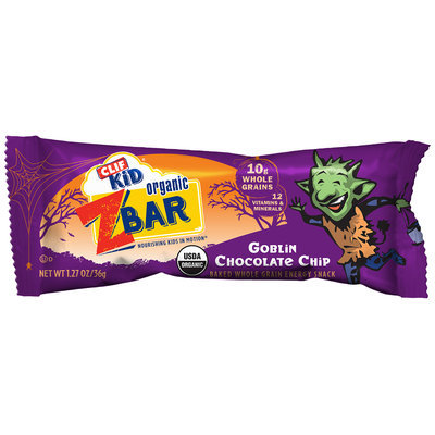 Clif Kid® Organic ZBar Goblin Chocolate Chip
