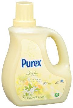 Purex Fabric Softeners Fresh Scent With Renuzit Super Color Neutralizer 40 Loads Fabric Softener 100 Fl Oz Jug