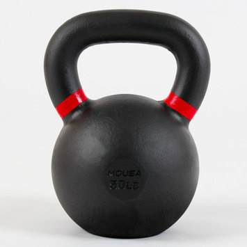 Muscledriverusa MDUSA V4 Lb Series Kettlebell 50-pound