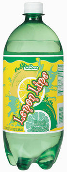 Springfield Lemon Lime Soda 3 L Plastic Bottle
