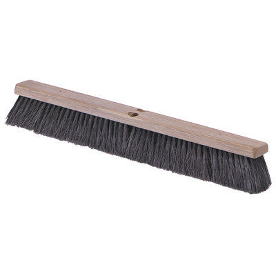Carlisle 4505103 - 14-in Fine/Medium Floor Sweep w/ Tampico Bristles