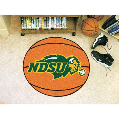 FanMats North Dakota State University Basketball Mat F0000138