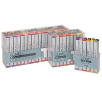 Copic Original Marker Sets, Original Markers, Basic Set of 12 Colors