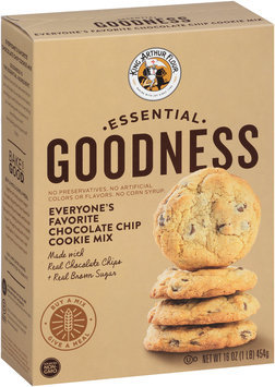 King Arthur Flour Essential Goodness Everyone's Favorite Chocolate Chip Cookie Mix 16 oz. Box