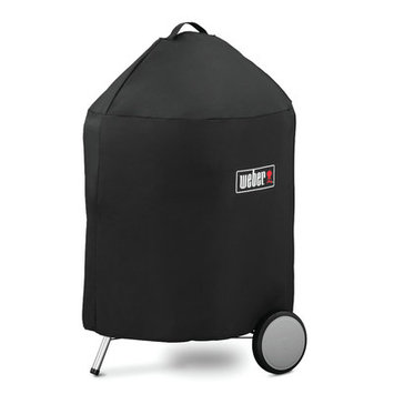 Weber-stephen Products Co. 22 In. Master Touch Grill Cover with Storage Bag